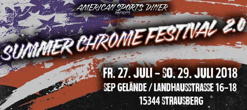 summer chrome festival 2018